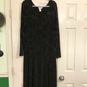 Coldwater Creek long dress